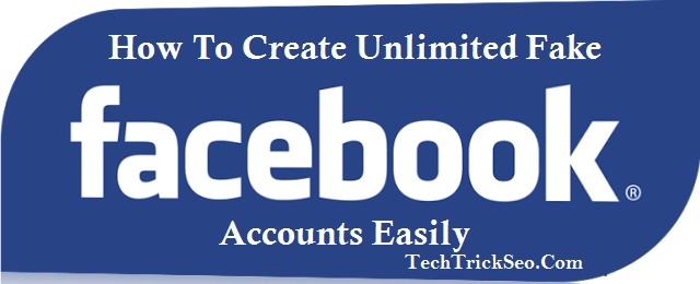 How To Create Unlimited Facebook Accounts Without New Mobile Numbers (Latest)