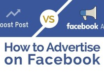 Difference Between Boosted Posts and Facebook Ads