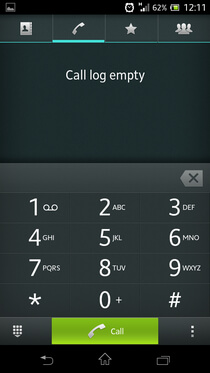 Xperia Dial Pad
