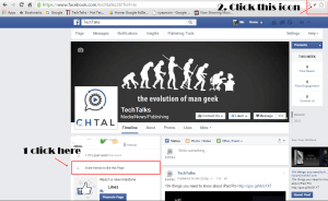 How to Invite all friends at once to like Facebook page