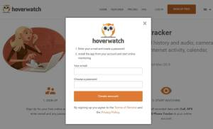 Hoverwatch guide – How to track Smartphone Activities