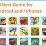 The 10 Best Free Game Apps For Android And Iphones Free