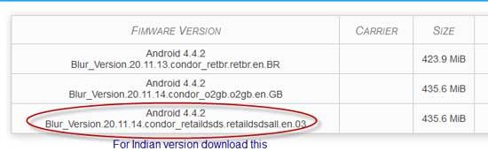 moto e stock firmware 4.4.2 download