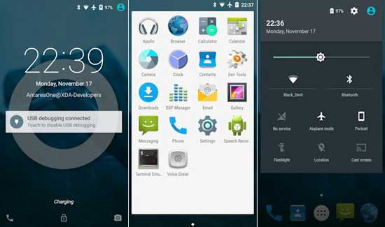 Android 5 0 Lollipop Port for Galaxy S4, Note 2 and Note 3