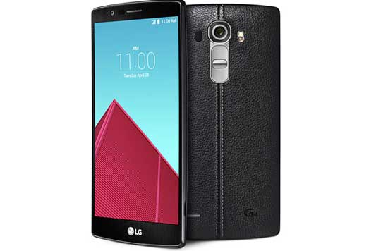 Check Touch Responsiveness of Your LG G4 - Techtrickz