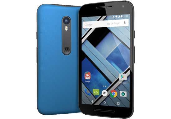 Unofficial LineageOS 7 1 1 for 3rd Gen Moto G 2015