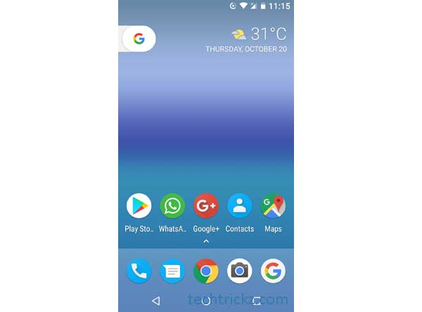 Download pixel launcher from play store | Rootless Pixel Launcher