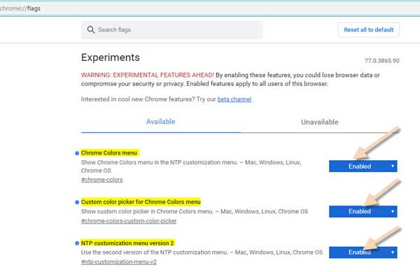How To Customize Your Chrome Browser With Hidden Themes And