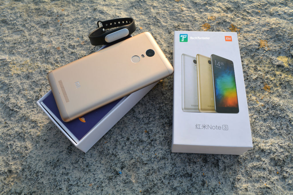 Unboxing and Hands on Xiaomi Redmi Note 3 Explorer Mi Generation India