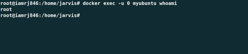 Execute Commands as a Root User