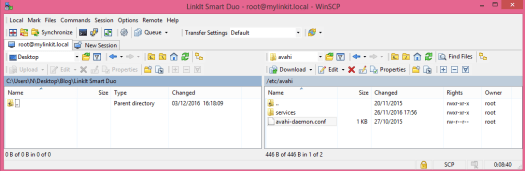 Linkit Smart avahi directory.png