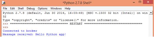Python: Subscribing to MQTT topic – techtutorialsx