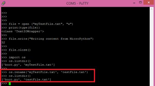 ESP8266 ESP32 MicroPython rename file