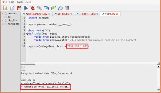 ESP32 MicroPython picoweb hello world.png