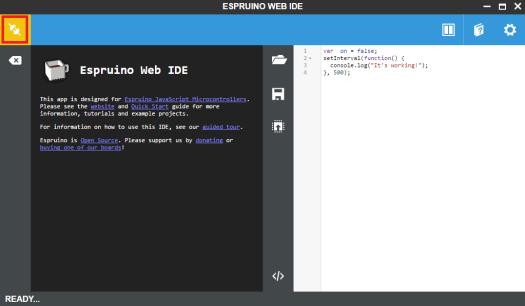 ESP32 Espruino IIDE connect.png
