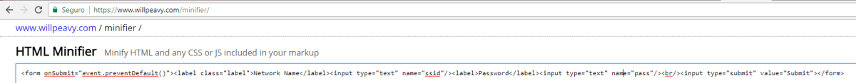 ESP32 Arduino HTML code minifying.png