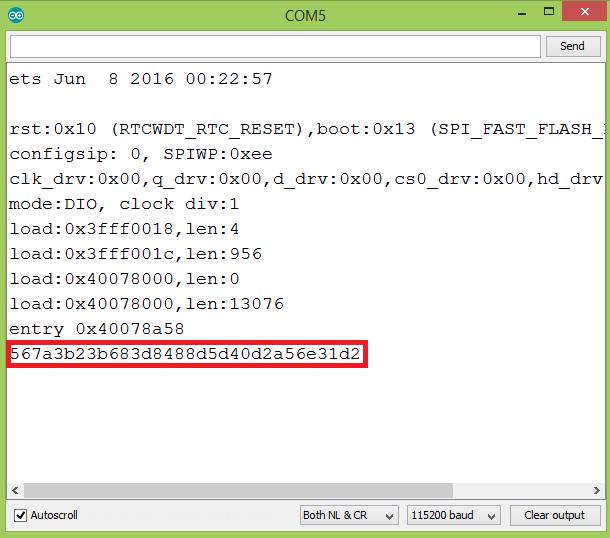 ESP32 AES ECB mode output mbed tls