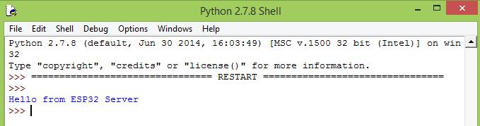 ESP32 Async HTTP web server: websockets introduction – techtutorialsx