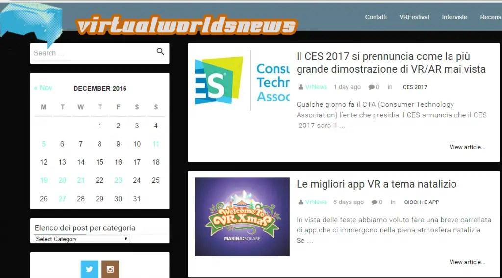 Virtual Worlds News - Best Virtual Reality Websites