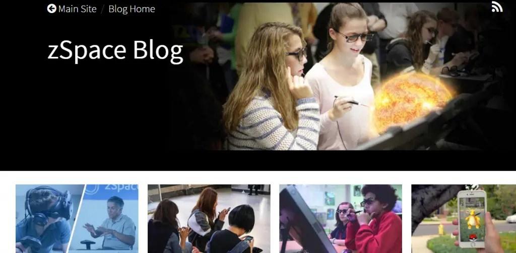 Zspace Blog - Best Virtual Reality Websites
