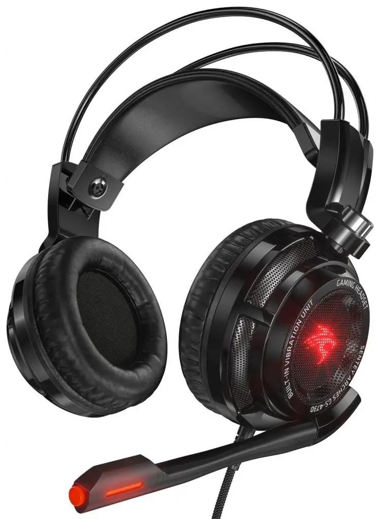Budget 7.1 Surround Sound Gaming Headset - best gaming headphones