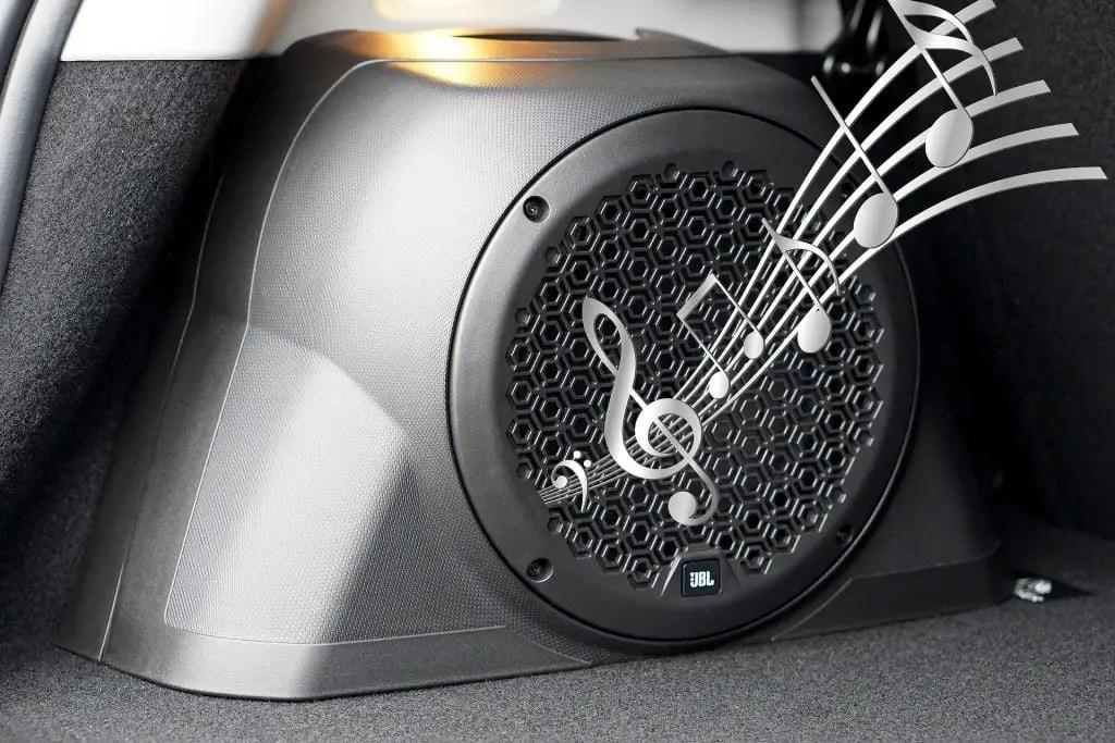 Kicker Car Speakers