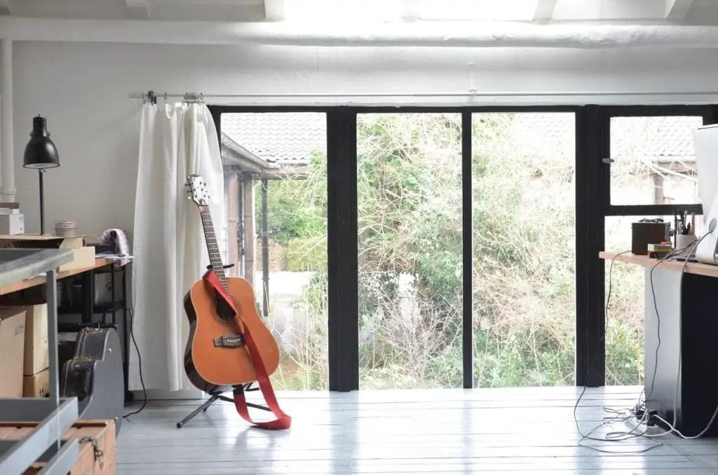 Warehouse Guitar Speakers