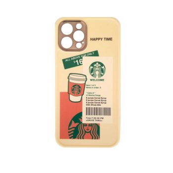 Q Series Starbucks Design for iPhone 12 Pro