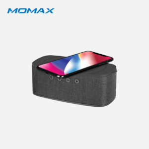 Momax Q.Zonic Wireless Charging Bluetooth Speaker