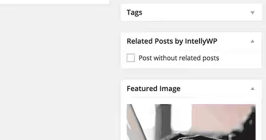 How To disable Related Posts Inside Your Blog Post