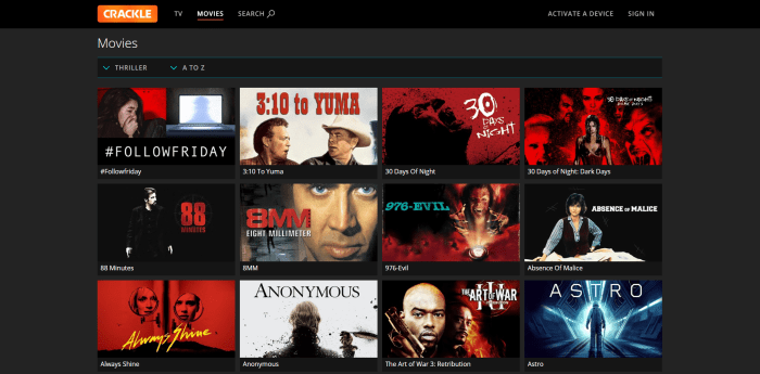 Best Free Streaming Sites For Movies And Tv