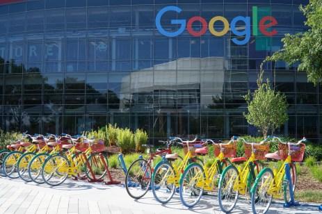 Die bekannten Google-Räder