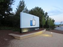 Wo heute Facebook sitzt...