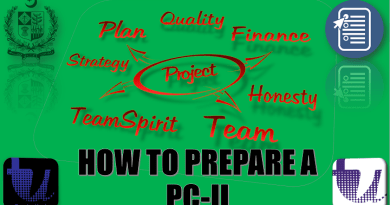 HOW TO PREPARE A PC-II | PC-I TO PC-V TUTORIAL STEP BY STEP | PART 2/7 [Urdu/Hindi] 3