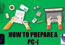 HOW TO PREPARE A PC-I | PC-I TO PC-V TUTORIAL STEP BY STEP | PC-I PREPARATION | PART 3/7[Urdu/Hindi]