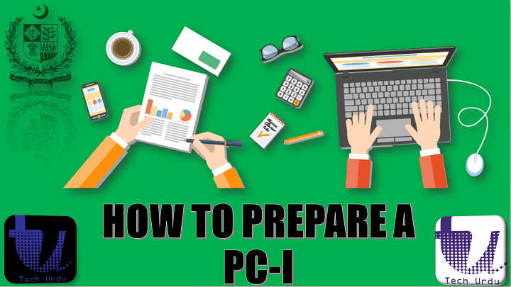 HOW TO PREPARE A PC-I | PC-I TO PC-V TUTORIAL STEP BY STEP | PC-I PREPARATION | PART 3/7[Urdu/Hindi] 2