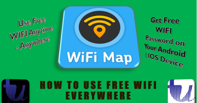 HOW TO USE FREE WIFI ON ANDROID AND IOS | GET FREE WIFI PASSWORD OFFLINE 1