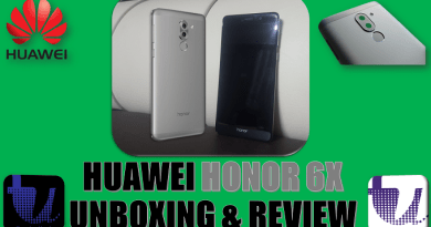 HUAWEI HONOR 6X UNBOXING AND REVIEW | HONOR 6X 2017 | HONOR 6X CAMERA RESULT | 6X SPECS [Urdu/Hindi] 3