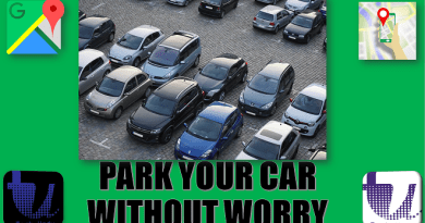 PARK YOUR CAR ANYWHERE WITHOUT WORRY | GOOGLE MAPS SAVE YOUR PARKING SPOT LATEST UPDATE [Urdu/Hindi] 3