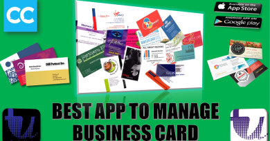 BEST APP TO MANAGE BUSINESS CARDS | CAMCARD | BEST APP TO STORE BUSINESS CARDS |CAM CARD 3