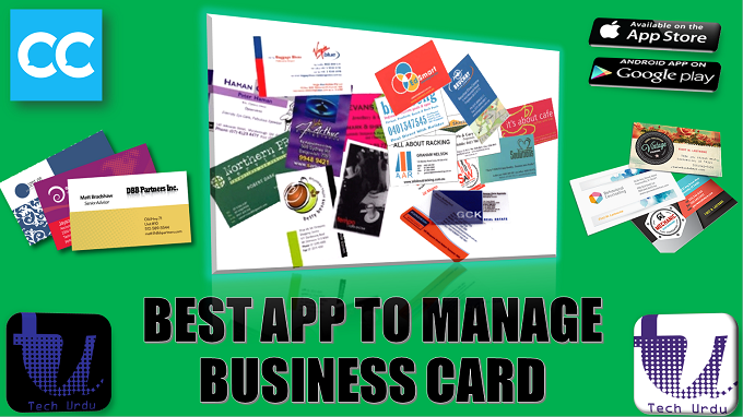 BEST APP TO MANAGE BUSINESS CARDS | CAMCARD | BEST APP TO STORE BUSINESS CARDS |CAM CARD 1