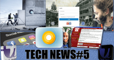 Tech News#5 - Doomsday Vault, Apple Headphone Explosion, Android O Enrol, Instagram Most -ve for Kid 2