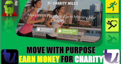 MOVE WITH PURPOSE EARN MONEY FOR CHARITY | CHARITY MILES | EARN MONEY BY WALKING RUNNING[Urdu/Hindi] 2