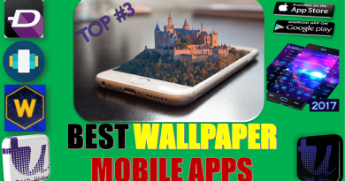 TOP #3 WALLPAPER MOBILE APPS FOR ANDROID AND IOS | ZEDGE | WALLPAPERS CRAFT | BACKDROPS [Urdu/Hindi] 3