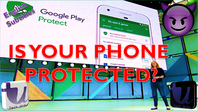 HOW TO PROTECT YOUR PHONE FROM VIRUS ?OR MALWARE-THE SIMPLEST WAY | GOOGLE PLAY PROTECT[Urdu/Hindi] 1