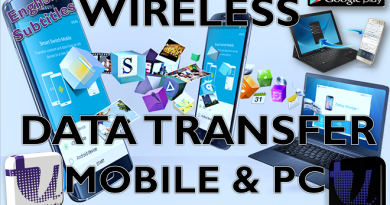 BEST WAY TO TRANSFER DATA B/W YOUR MOBILE ?AND PC ?WITHOUT CABLE OR WIFI |SAMSUNG FLOW[Urdu/Hindi] 2