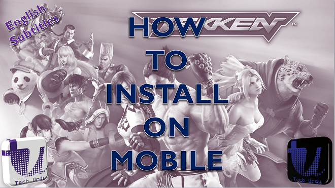 HOW TO INSTALL TAKKEN ON MOBILE STEP-BY-STEP | TEKKEN INSTALLATION GUIDE FOR NON-CANADA [Urdu/Hindi] 1