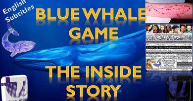 BLUE WHALE ? GAME - THE IN-DEPTH REVIEW | [Urdu/Hindi] 2