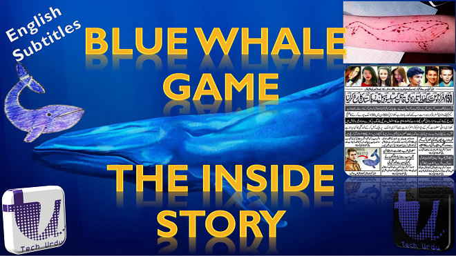 BLUE WHALE ? GAME - THE IN-DEPTH REVIEW | [Urdu/Hindi] 1