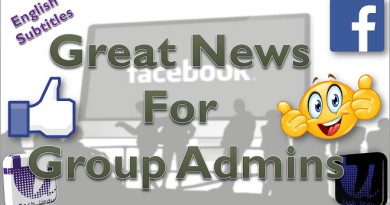 😲FACEBOOK INTRODUCES NEW TOOLS FOR GROUP ADMINS | [Urdu/Hindi] 1